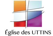 Eglise Evangélique des Uttins Logo